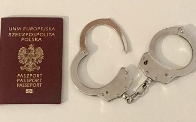 Gdy wracasz do Polski z zagranicy i dowiadujesz się, że jesteś poszukiwany listem gończym…